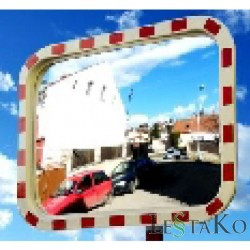 Road mirror MEGA 600 x 800 mm