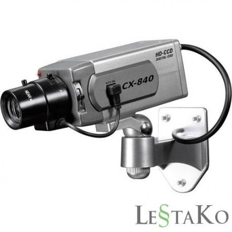 Neprava nadzorna kamera z utripajočo LED 24220