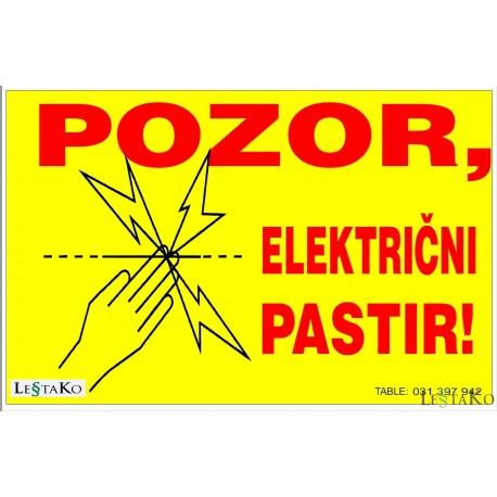 ELEKTRIČNI PASTIR 277mm x 177 mm