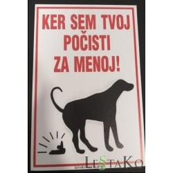 avto-tablica VINKO